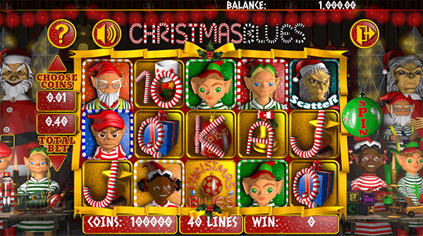 How to Play Christmas Blues Assets