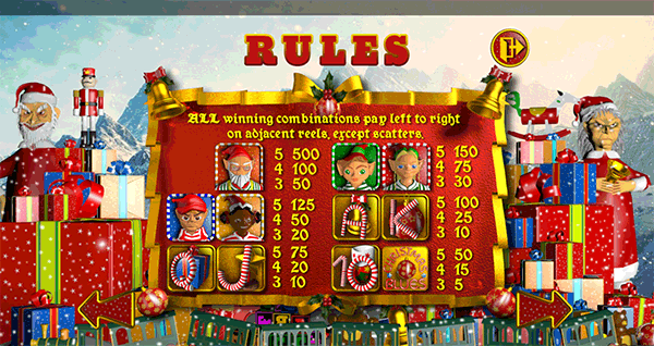 Play Christmas Blues Assets, Game Rules