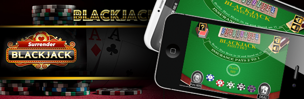 Lucky99 Surrender Blackjack Mini Game